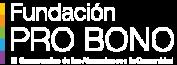 Logo Fundación Pro Bono